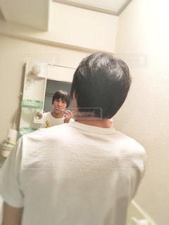 歯磨きタイムの写真・画像素材[794776]
