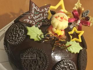 スイーツ,冬,ケーキ,かわいい,洋菓子,クリスマス,チョコレート,サンタクロース,美味しい,デコレーション,贅沢,スウィーツ,甘いもの