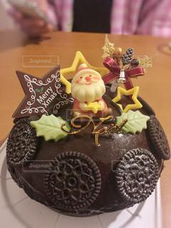 スイーツ,冬,ケーキ,かわいい,洋菓子,クリスマス,チョコレート,サンタクロース,美味しい,デコレーション,スウィーツ,甘いもの