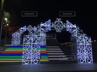 光の門の写真・画像素材[939032]