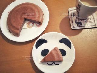 パンダの鼻が とんがりました。の写真・画像素材[1084106]