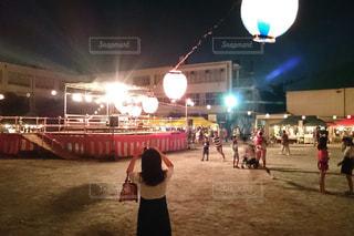 祭りの後。の写真・画像素材[2175903]