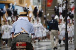 太鼓踊りの写真・画像素材[1393468]