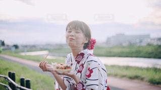 夏,東京,夕焼け,浴衣,写真,浅川,平成最後の夏の思い出