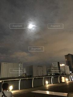 夜の街の写真・画像素材[1485746]