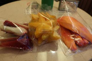 食べ物,デザート,フルーツ,果物,スターフルーツ,パパイヤ,カットフルーツ