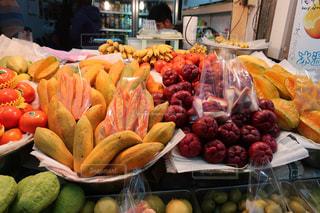 食べ物,デザート,フルーツ,果物,市場,台湾,マーケット,新鮮,スターフルーツ,カットフルーツ,フルーツショップ
