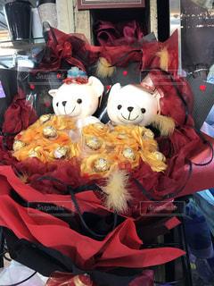花束,プレゼント,可愛い,バレンタイン