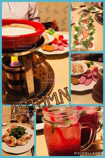 食事,屋内,チーズ,炎,ソーセージ,フォンデュ,フォトジェニック,食欲の秋