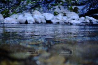 川,涼しい