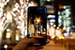 イルミネーション,都会,ライトアップ,クリスマス,iphone,明るい,グランフロント,クリスマス ツリー