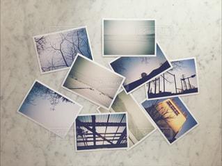 冬の思い出の写真・画像素材[1435613]