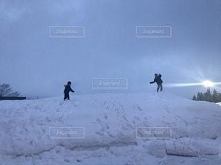 キッズ,雪,白,雪遊び,スキー場,ホワイト,福島