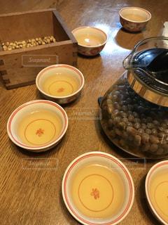 イベント,お茶,節分,豆まき,行事,福茶
