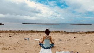 自然,空,砂浜,海岸