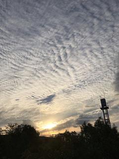 風景,空,雲,夕暮れ