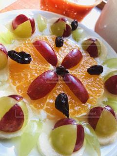 食べ物,朝食,デザート,果物,甘い,ブドウ,ヨーグルト,手づくり,スィートスプリング