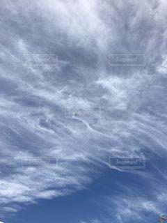 空,屋外,雲,青,景色