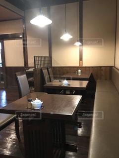 古民家風の喫茶店の写真・画像素材[2281750]