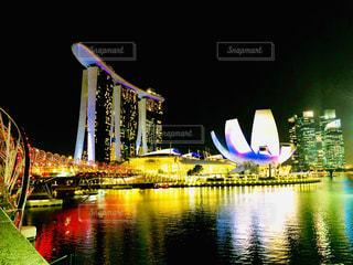 夜,夜景,海外,カラフル,綺麗,デートスポット,鮮やか,イルミネーション,シンガポール,デート,定番,圧巻,映え,インスタ映え