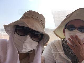 アンテロープキャニオン観光に行くの写真・画像素材[1383478]