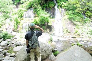 滝,土龍の滝