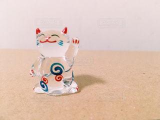 招き猫の写真・画像素材[1410270]