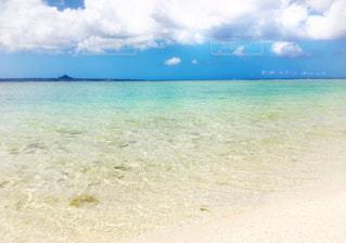 瀬底島ビーチの写真・画像素材[1390623]