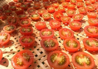 食べ物,トマト,野菜,食品,たくさん,プチトマト,食材,フレッシュ,ベジタブル