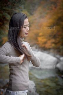 手櫛の写真・画像素材[1600825]