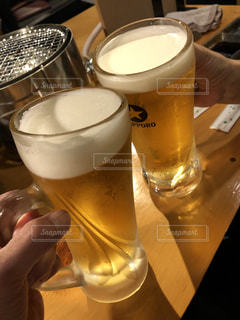 食事,屋内,グラス,ビール,料理,乾杯,ドリンク,とりあえずビール