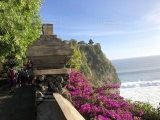 バリ島の岬の写真・画像素材[1407687]