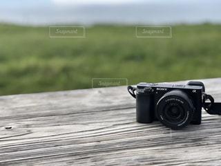 カメラと風景の写真・画像素材[2871295]
