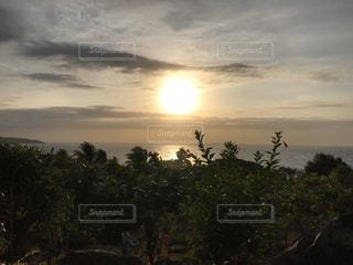 自然,海,空,海外,太陽,ビーチ,光,旅行,夕陽,インドネシア,カリムンジャワ