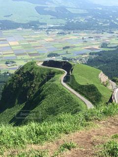 山のビューの写真・画像素材[851319]