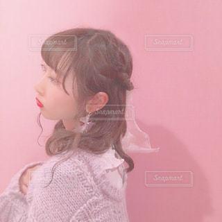 pink girlyの写真・画像素材[1710156]