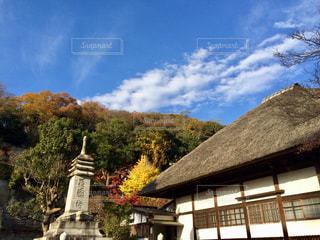 秋の鎌倉の写真・画像素材[1467674]