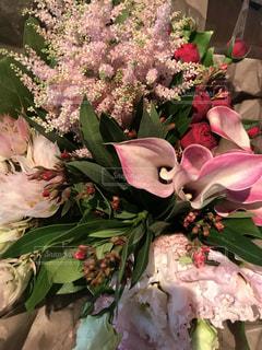 花,花束,装飾,草木