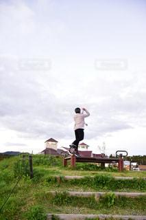 風景,空,バスケ,岐阜,一眼レフ,ポジティブ