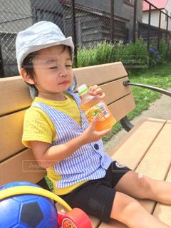 公園,イケメン,おいしい,男の子,キッズモデル,2歳