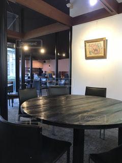 オトナなカフェの写真・画像素材[2291649]
