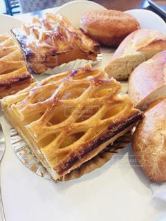 食べ物,秋,パン,料理,アップルパイ,食,食欲,秋の味覚