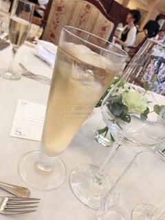 友人の結婚式にて☺︎の写真・画像素材[1428532]
