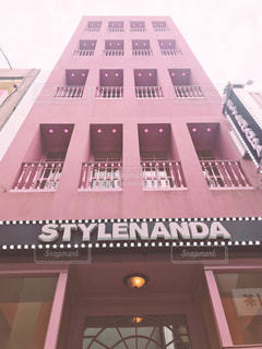 カフェ,ピンク,かわいい,オシャレ,韓国,お洒落,ピンク色,桃色,pink,明洞,おしゃれ,カワイイ,スタイルナンダ,ピンクホテル