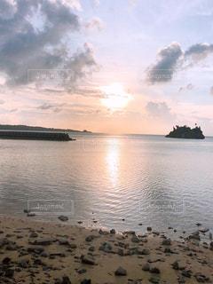 自然,風景,海,空,屋外,湖,太陽,ビーチ,雲,夕暮れ,水面,海岸,光,樹木,クラウド