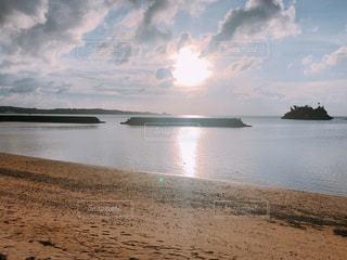自然,風景,空,屋外,湖,太陽,ビーチ,砂浜,水面,海岸,光,クラウド