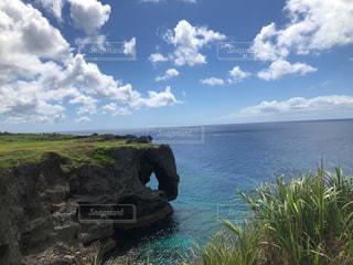 沖縄の海の写真・画像素材[1425121]