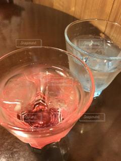 飲みたくなりお水の写真・画像素材[1413874]
