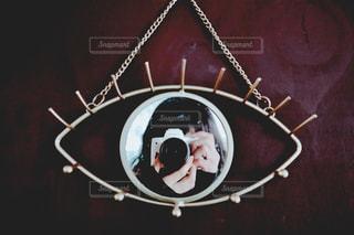 あなたの眼に映るものの写真・画像素材[1830140]