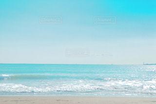 夏の青い世界の写真・画像素材[2085974]